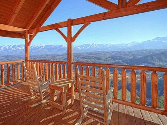 Legacy Mountain Resort: This Cabin Is On VRBO, It Has Awesome Views Of The