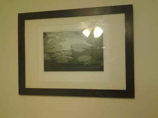 Shadyside Inn All Suites Hotel: Art