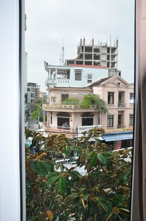 Jade Hotel: Room view