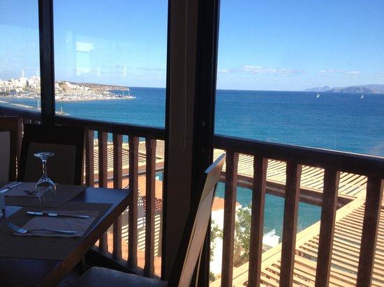 Miramare Resort & Spa: Vue restaurant