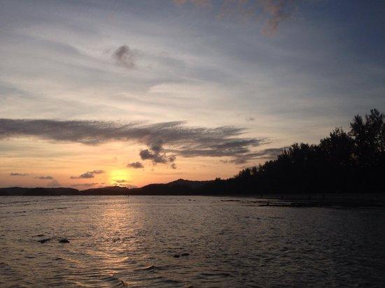 Krabi La Playa Resort: Ai