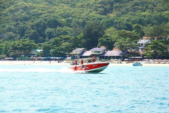 Vongdeuan Resort: Vongdeuan Beach