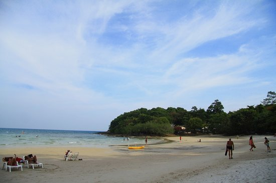 Vongdeuan Resort : Vongdeuan Beach