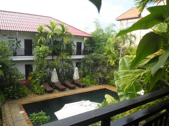 Dyna Boutique Hotel: Pool