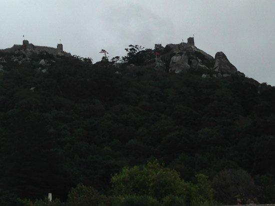Hotel Tivoli Sintra: Palacio