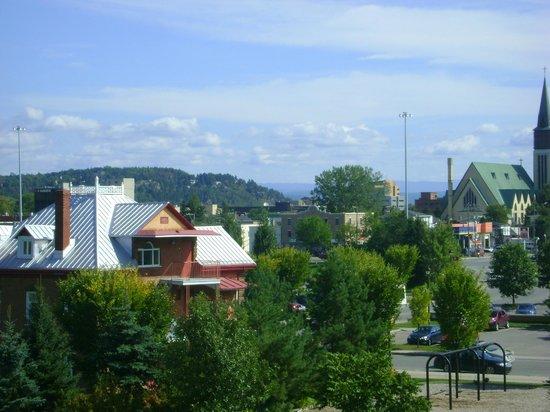 Vue du haut de la maison photo de musee de la petite for De la maison avis