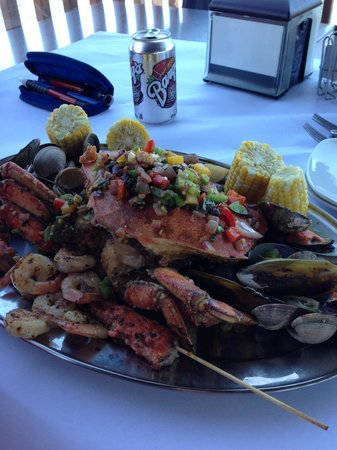 The Crab King: Delicious Seafood