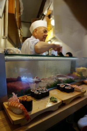 Daiwa Sushi: Memorable sushi experience