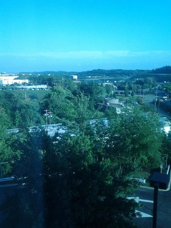 Hyatt Place Pittsburgh/Airport: View From Room During the Day