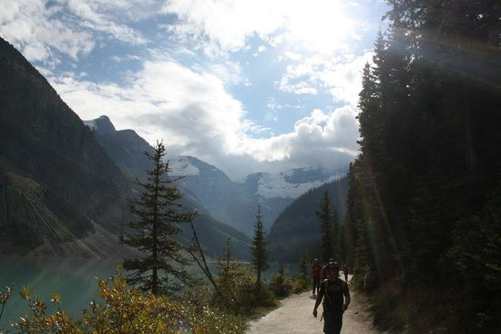 Lac Louise Picture Of Lake Louise Banff National Park Tripadvisor