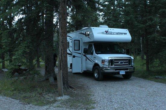 Whistler RV Park & Campgrounds: De Camper