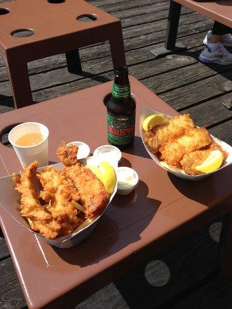 Pajos: Fish & Chippies - So Good !