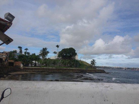 Ponta de Humaita: Vista da Ponta do Humaita