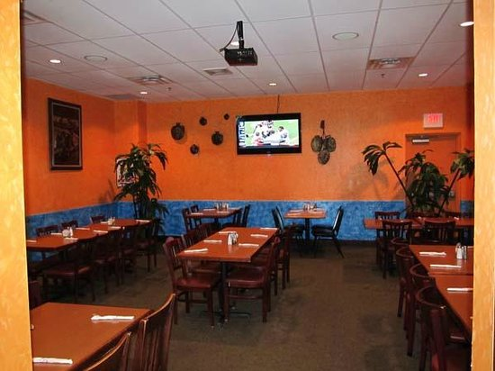 The Party Room At El Torazo Mexican Restaurant In Louisville Ky