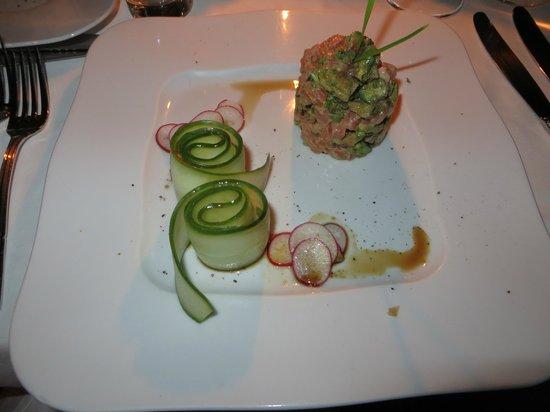 Ambrosia Restaurant: Starter