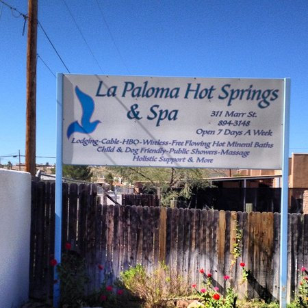 La Paloma Hot Springs & Spa: Nice place to visit