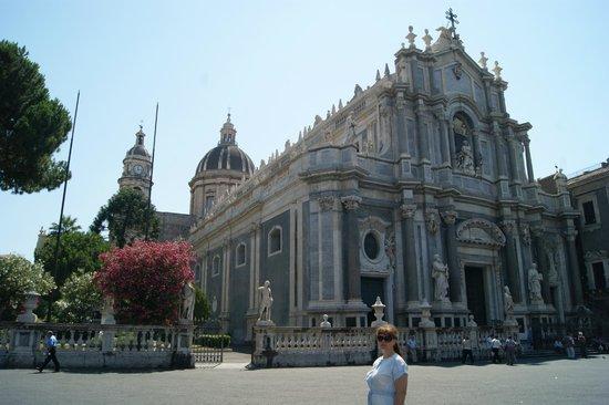 Duomo di Catania: Собственно Дуомо