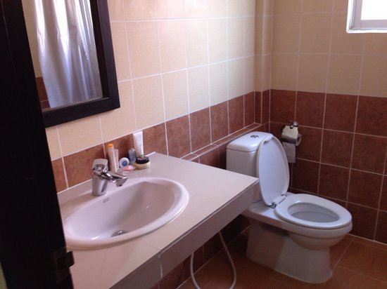 Silver Resortel: ห้องน้ำ
