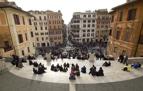 Rome, Italy: great location