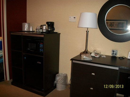 Comfort Suites Helena: Another view of room