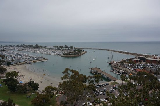 Dana Point, CA: Harbor shot