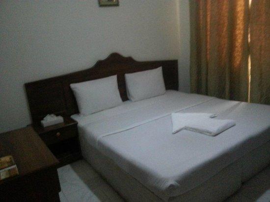 Al Rawda Hotel Flats: standard doubel bedroom