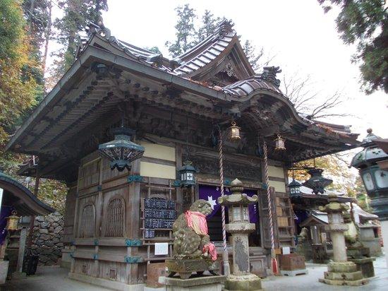 Nose-cho, Japan: 能勢妙見山