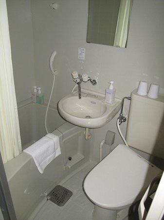 Eco and Tec Kyoto : Bathroom