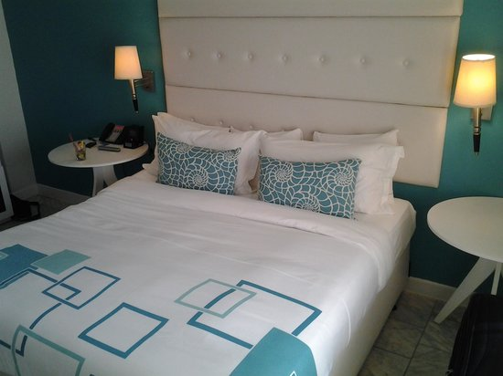 Beacon South Beach Hotel : My room