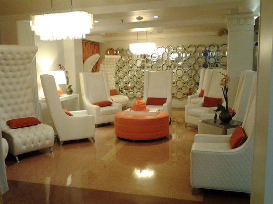 Beacon South Beach Hotel : Fantastic lobby