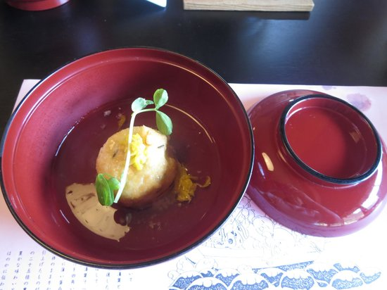 Aokikan: ゆばの山椒煮