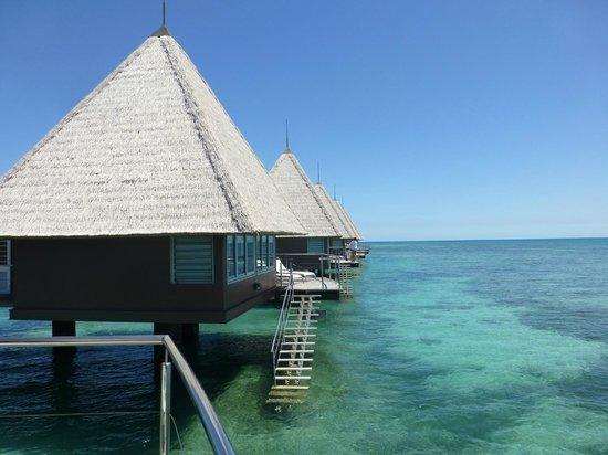 L'Escapade Island Resort: Next door