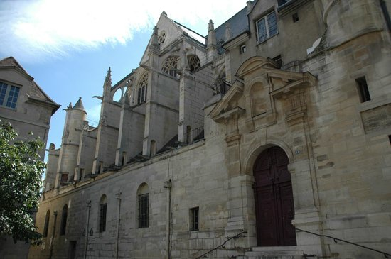 Hotel Delavigne: Сен Сюльпис