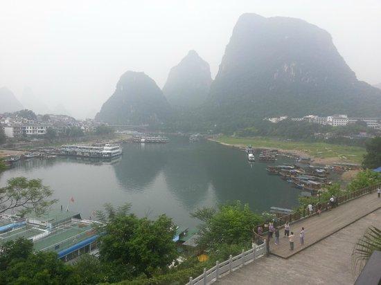 Green Lotus Hotel: View