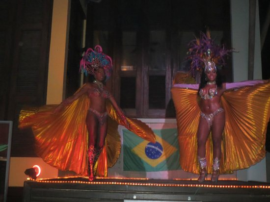 Zico's Brazilian Grill and Bar: show