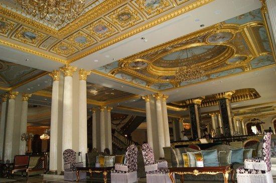 Mardan Palace: Холл