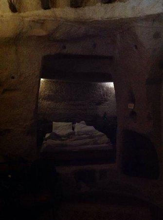 Sultan Cave Suites: our cave