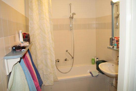 Center Parcs Port Zelande: Salle de bains