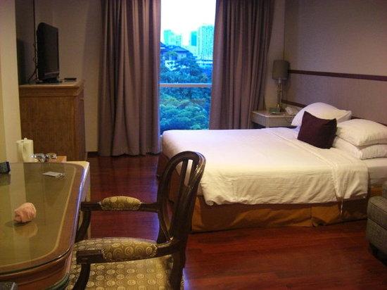 Asoke Residence Sukhumvit by UHG: 部屋は広々