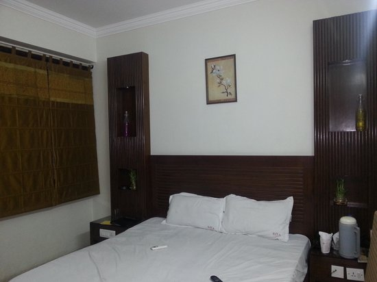 Hotel Sita International : room no 306