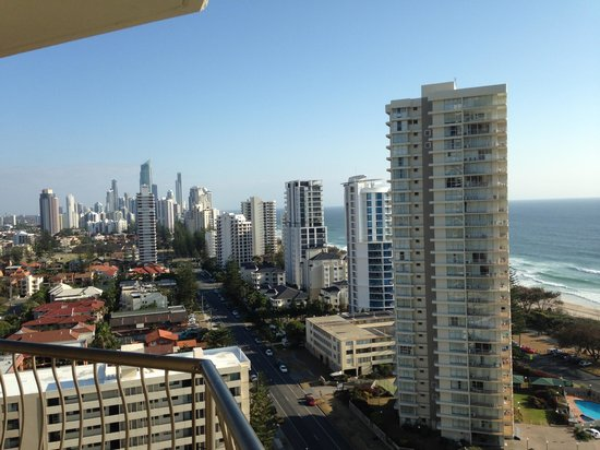 ULTIQA Beach Haven on Broadbeach: Views