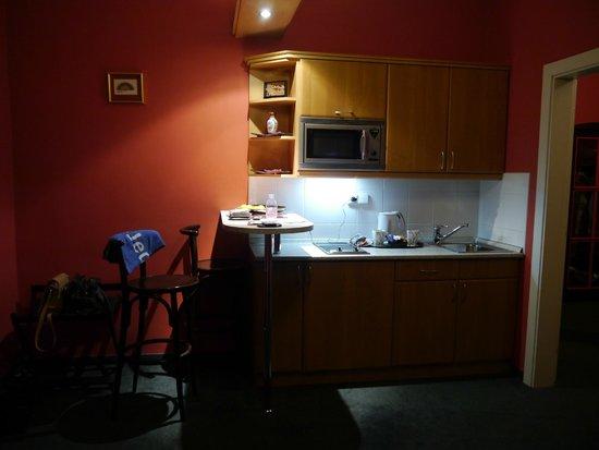 Bohemia Plaza Residence: номер ( мини кухня)