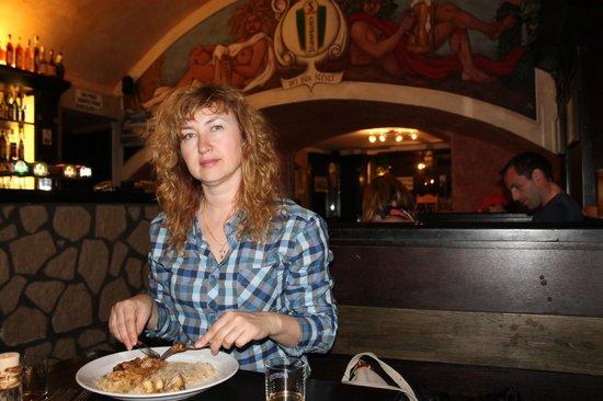 "Restaurant Cerny Baron : Ресторан ""THE BLACK BARON"""