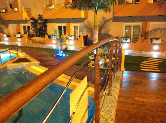 The Dunes Golf and Spa Resort: View two one beds f26 and f28 lovely
