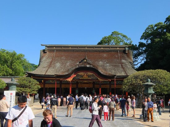Restaurants in Dazaifu