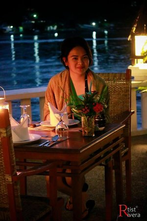 Buri Resort and Spa : Candlelit Dinner