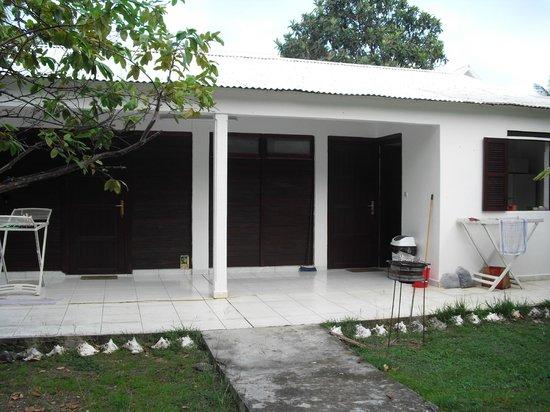 Au Jardin de Beausejour: Un bungalow