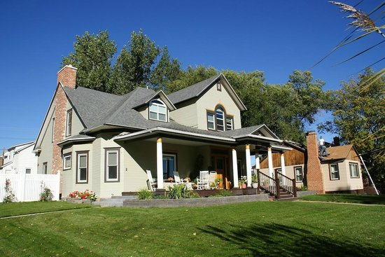 Residence Hill Bed & Breakfast: The B&B