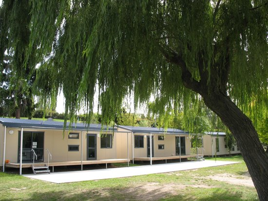 Alexandra Holiday Park: Our self contained unit