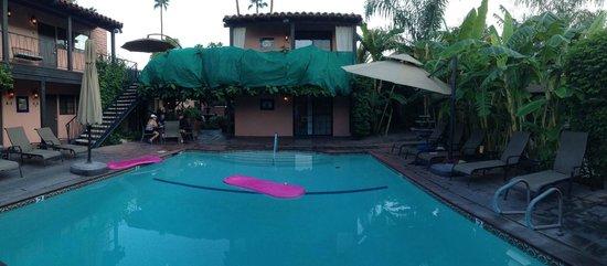 Hotel California : camere